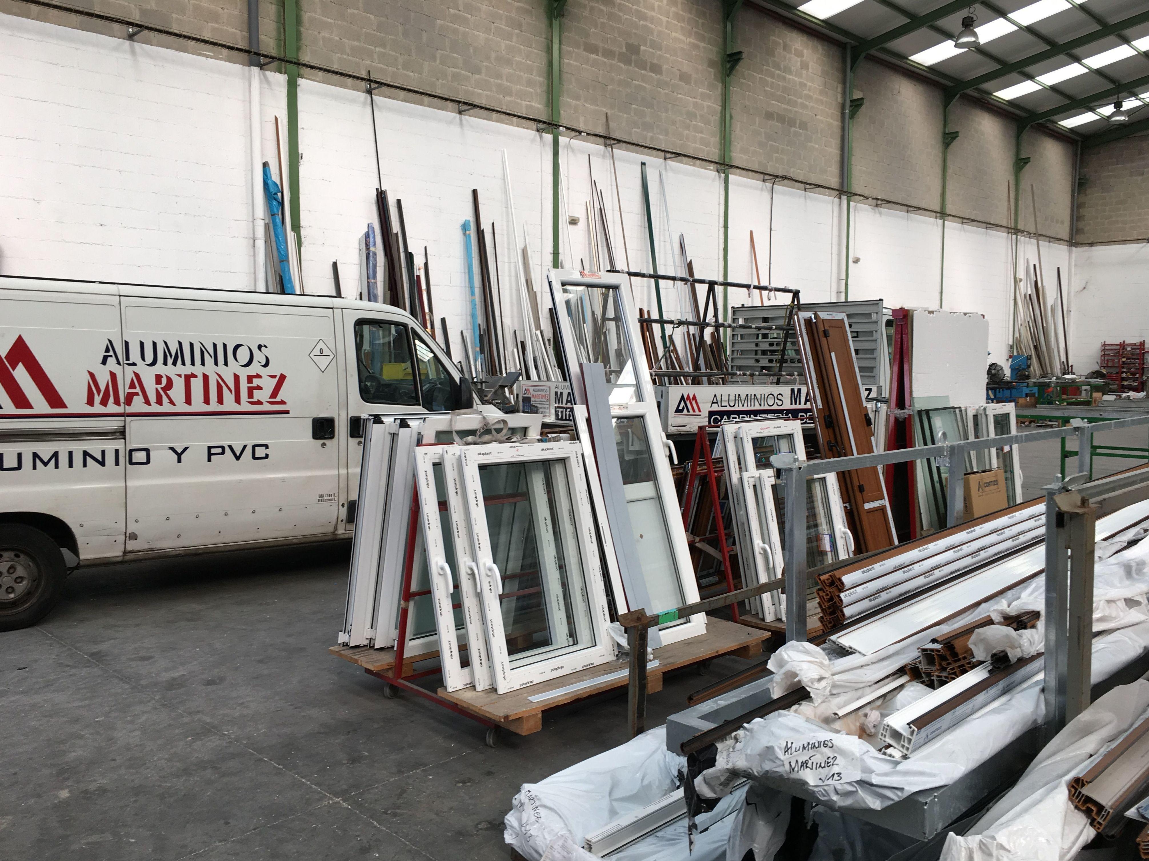 Ventanas PVC y aluminio asturiad