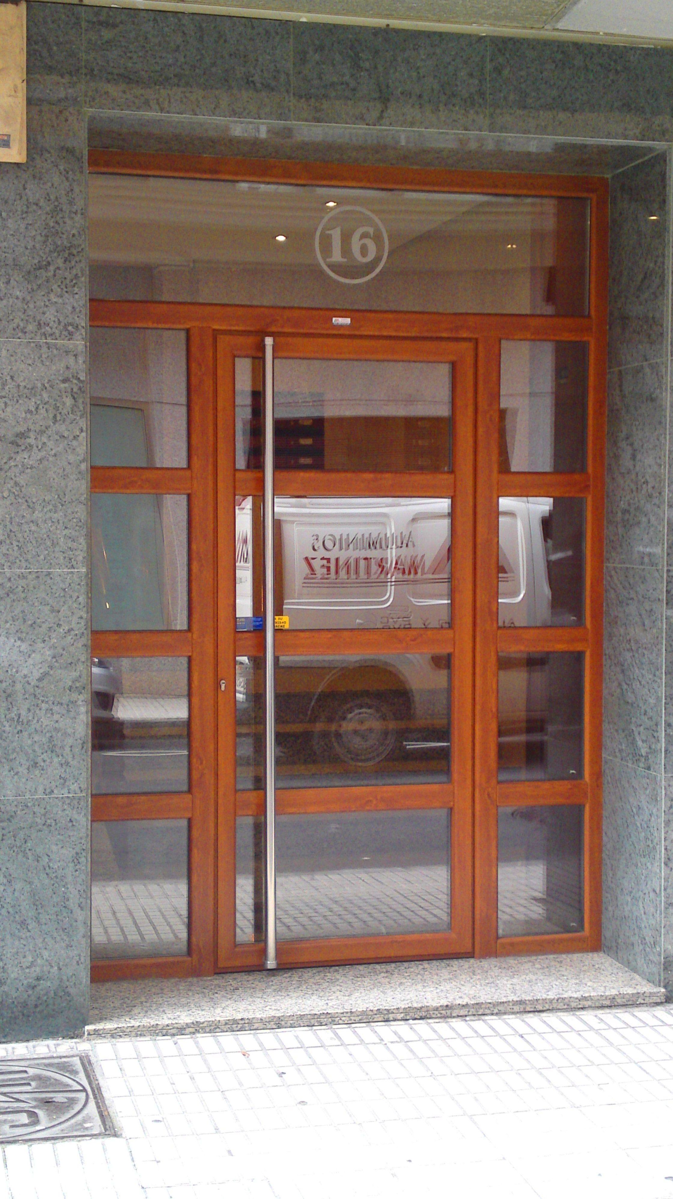 Puertas de comunidad Asturias