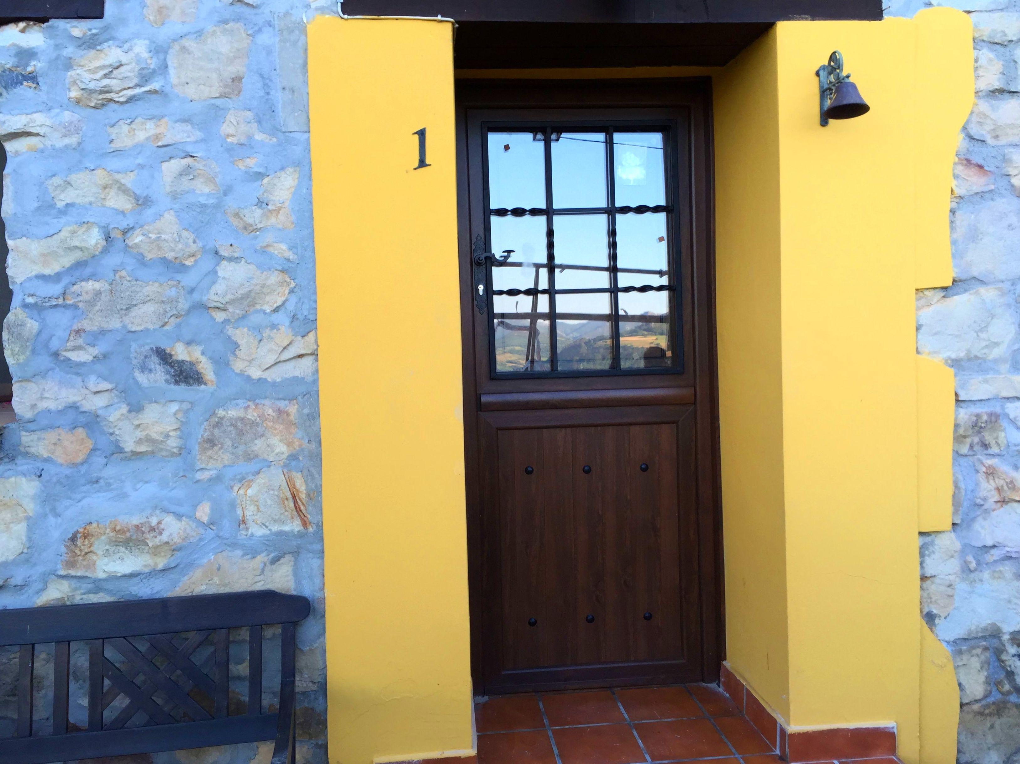 Puerta cuarteron