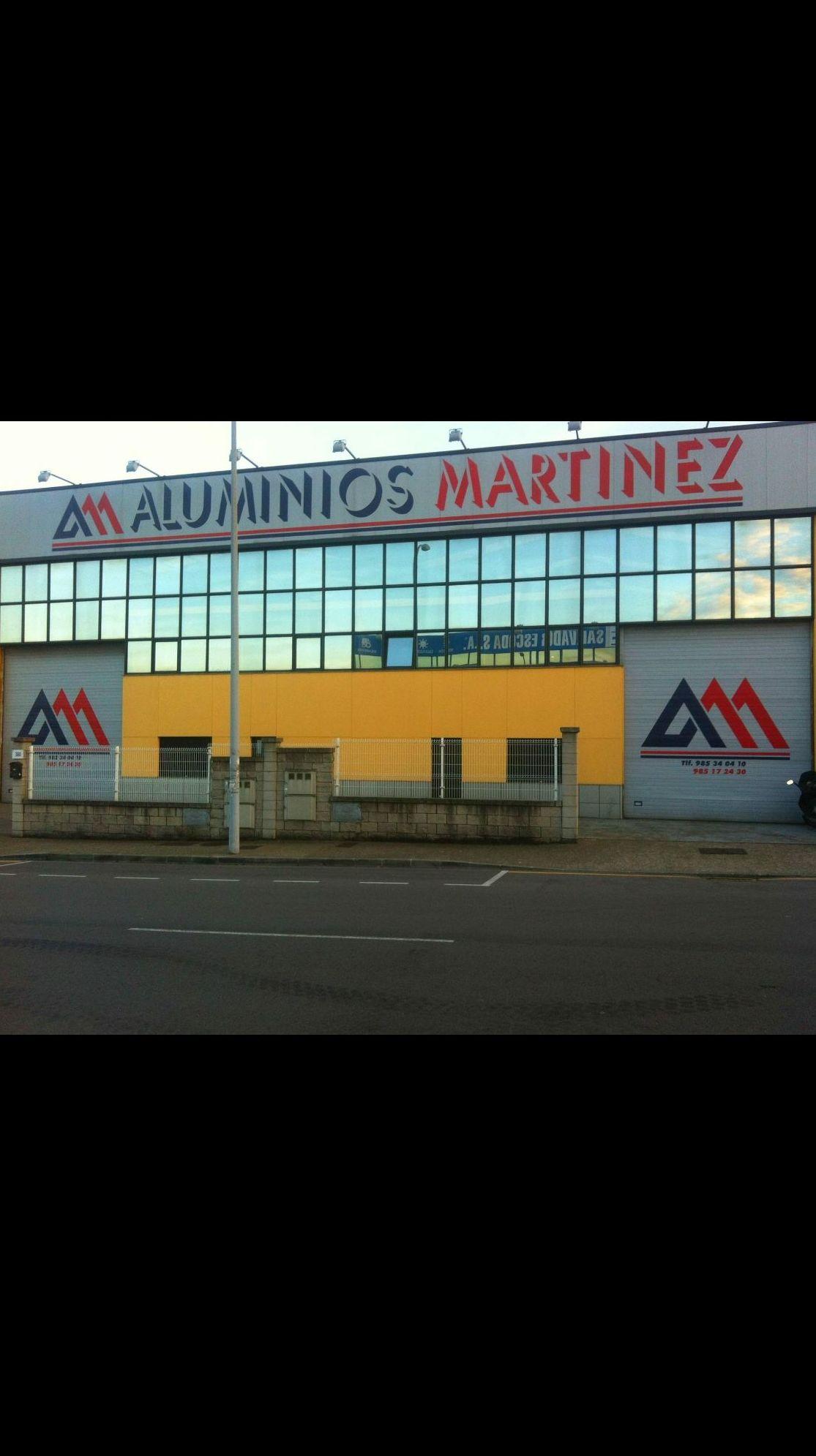 Aluminio y PVC en toda Asturias