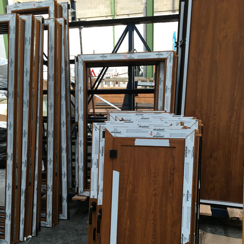 Ventanas PVC Aluminiosmartinez Martínez Asturias Gijón