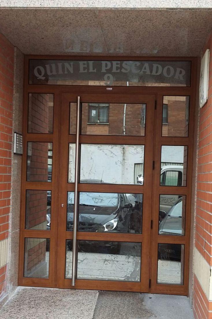Puertas comunidad Asturias