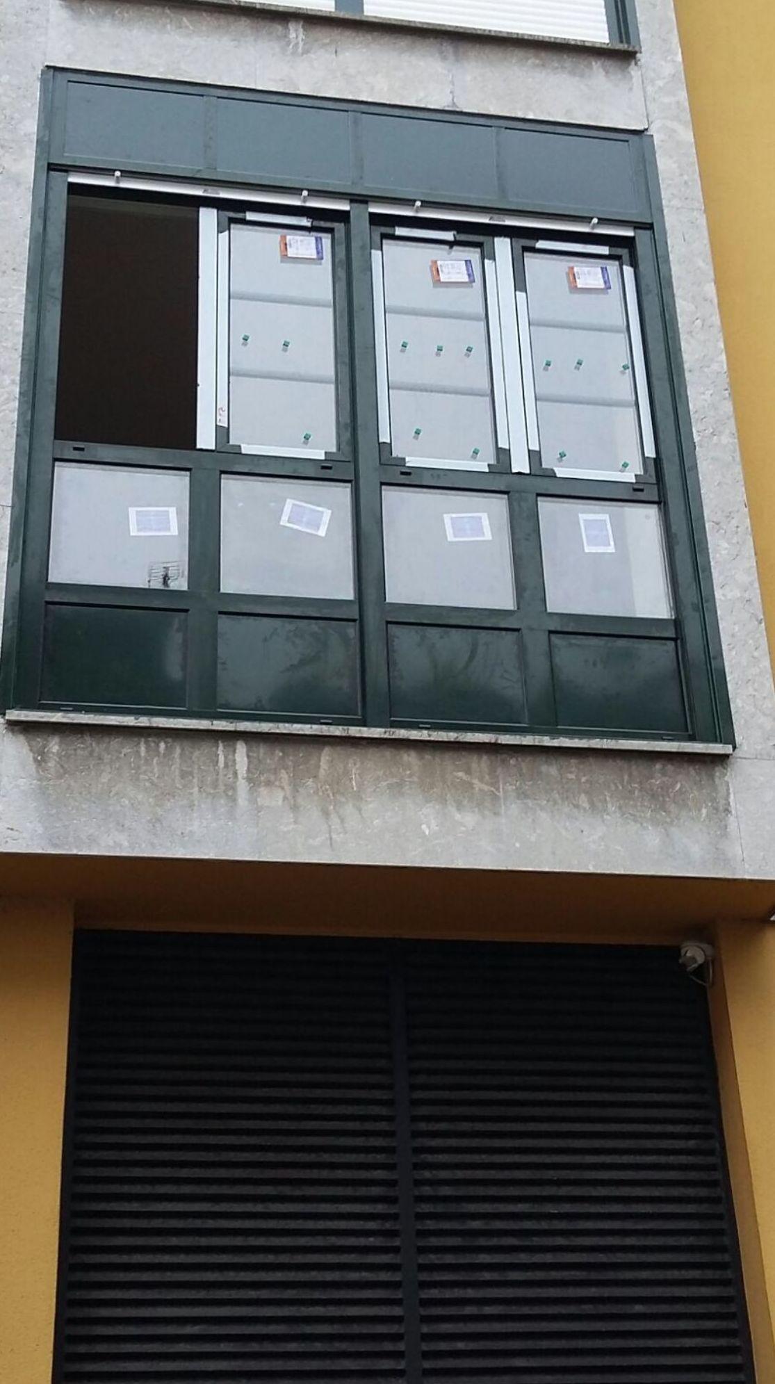 Ventanas Aluminio bicolor en Asturias