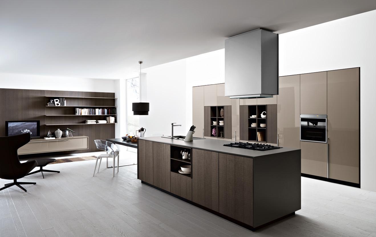 Foto 3 de muebles de ba o y cocina en gij n keldor - Cocina salon comedor ...