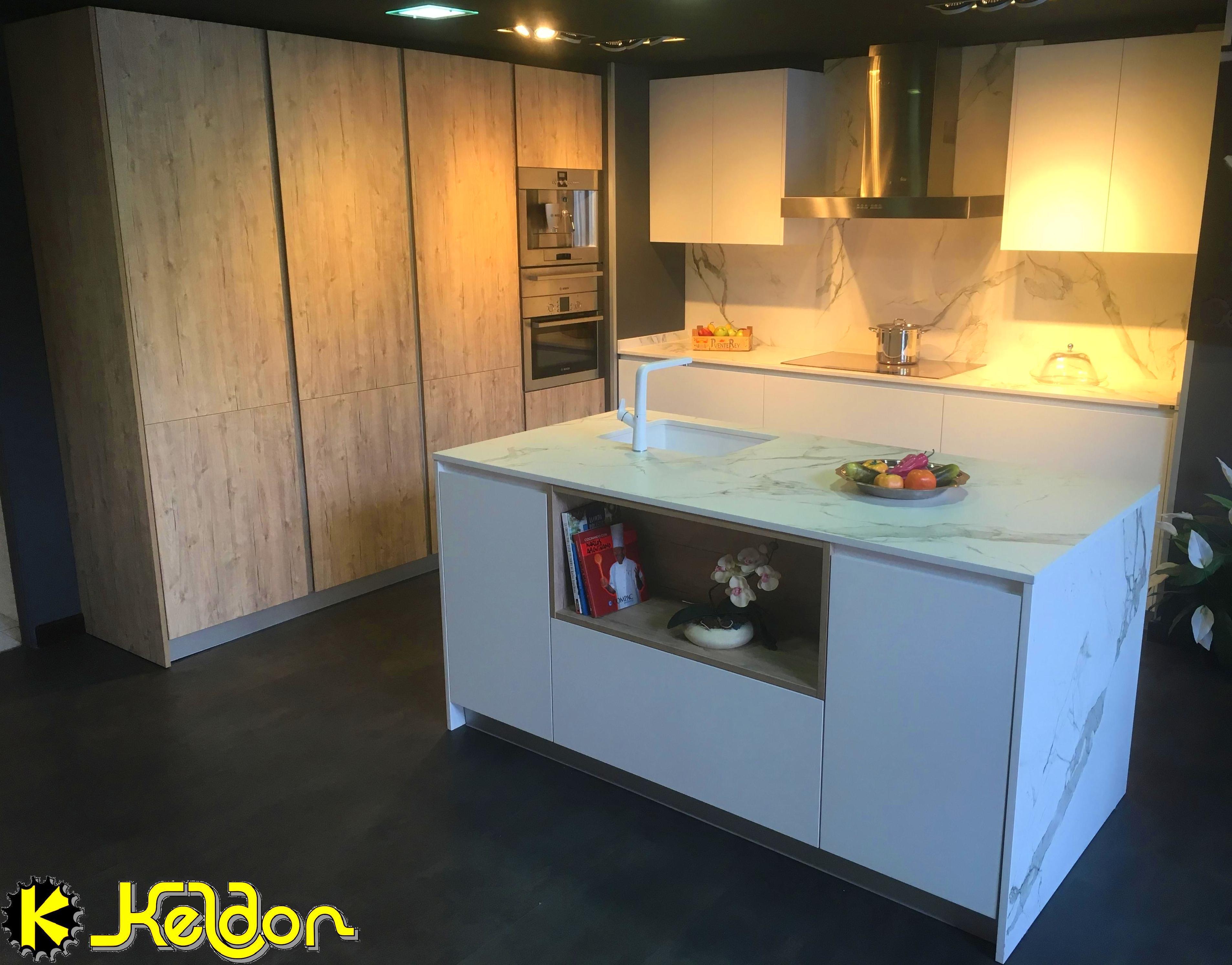 Modelo Basic, muebles de cocina en Gijón