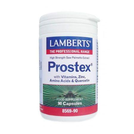 Próstata. Prostex Lamberts: Productos de Herboristería Leizuri