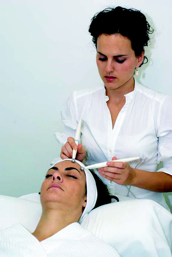 Resurfacing facial