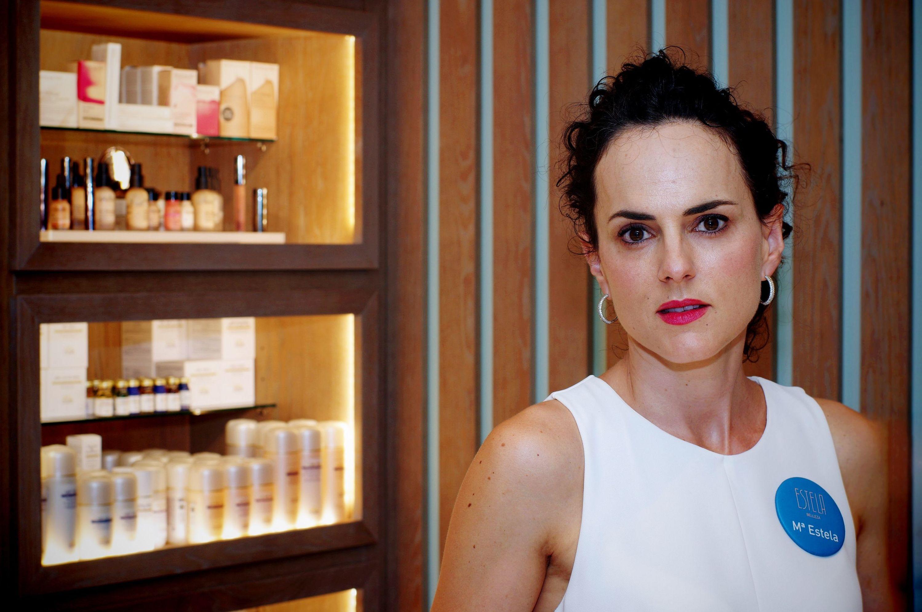 María Estela de Abajo. Directora ESTELA Belleza