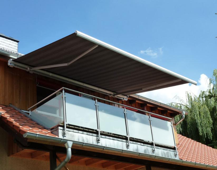 Toldo balcón
