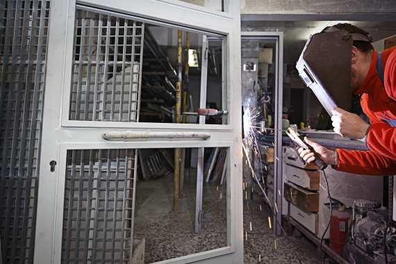 Foto 16 de Carpintería de aluminio, metálica y PVC en Barcelona | Vicar