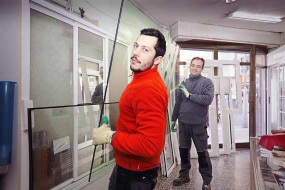 Foto 18 de Carpintería de aluminio, metálica y PVC en Barcelona | Vicar