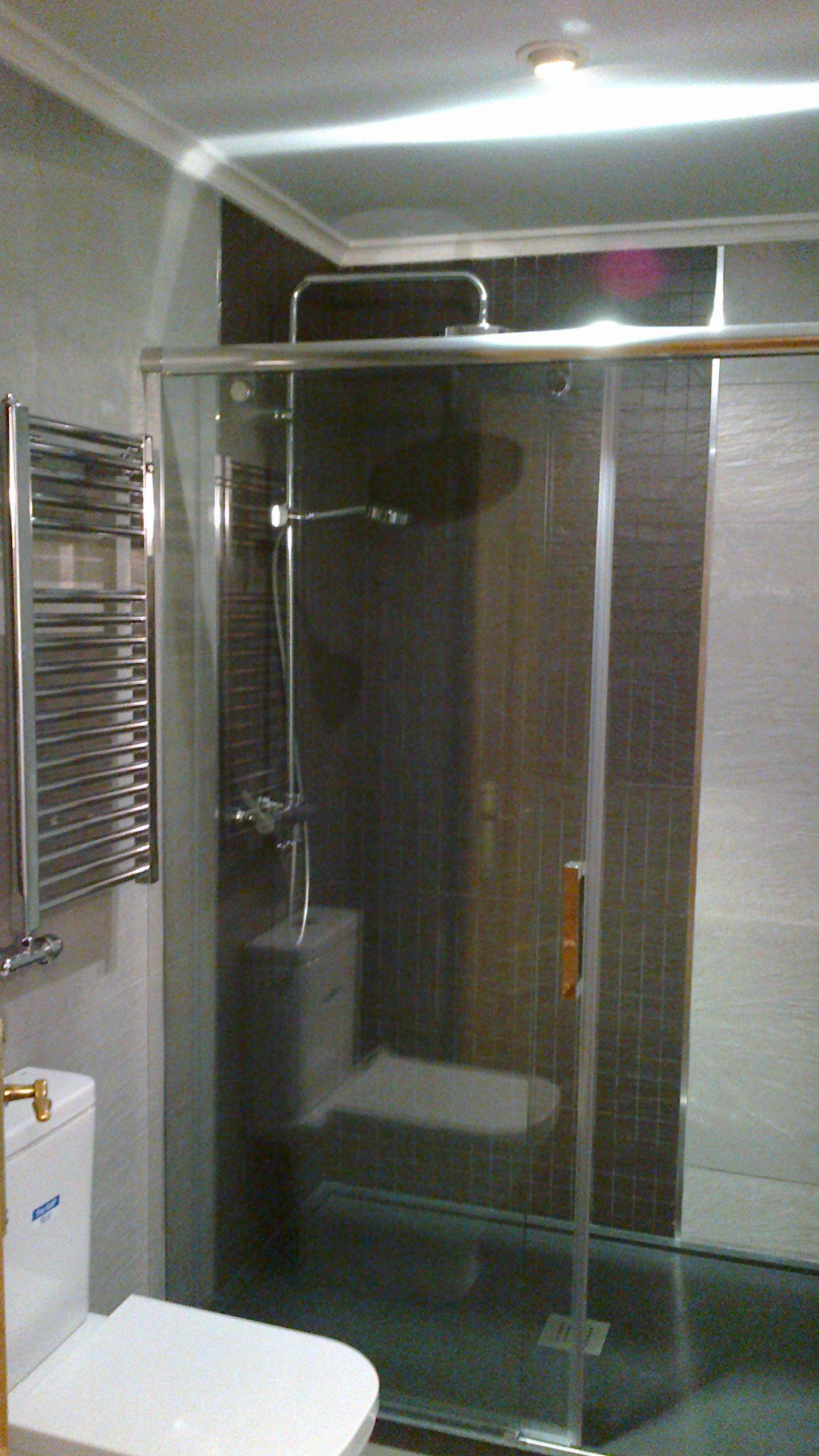 Mampara de baño ducha