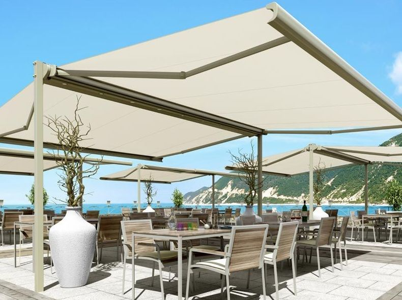 Cenadores carpa.Innovación para tu negocio o terraza