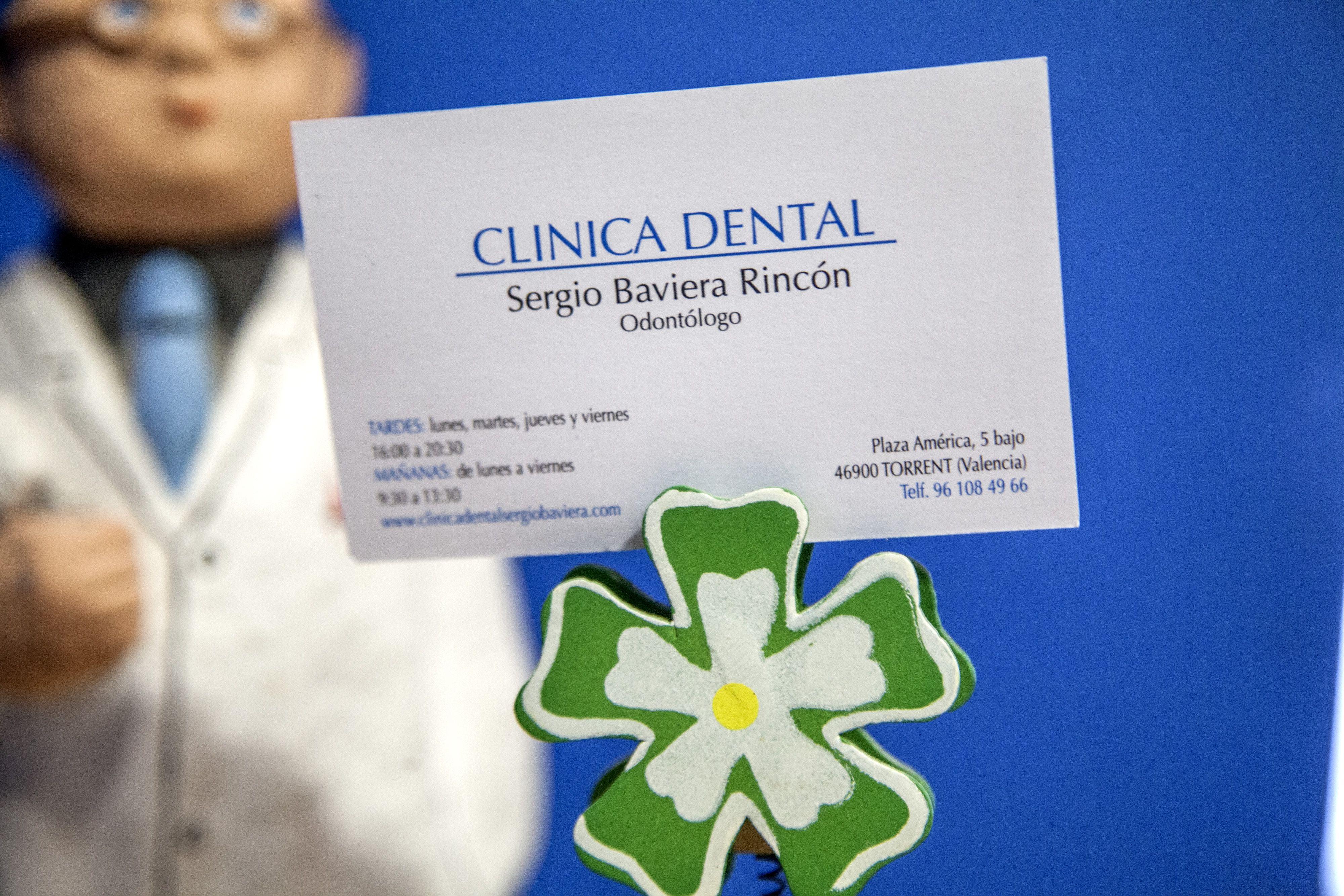 Odontólogo en Torrent