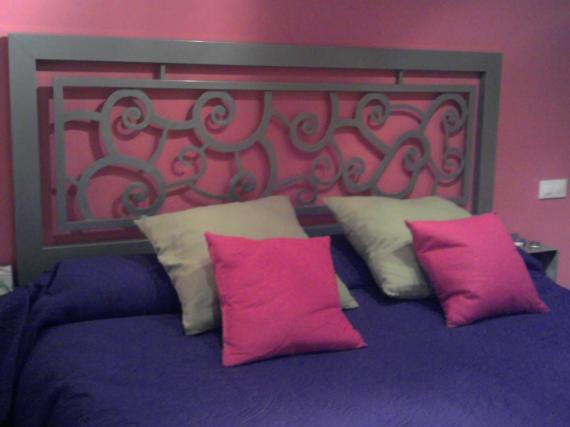 Cabecero de cama 1