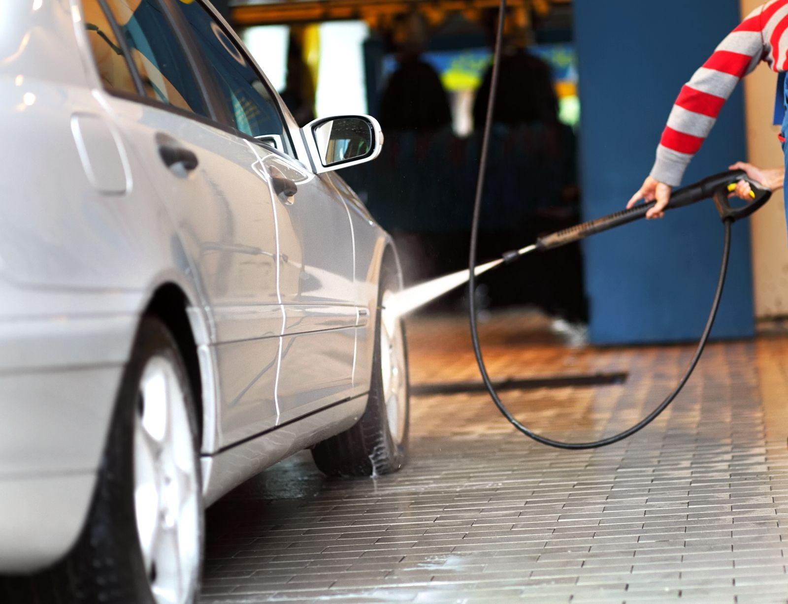 Lavado de vehículos en Mogán