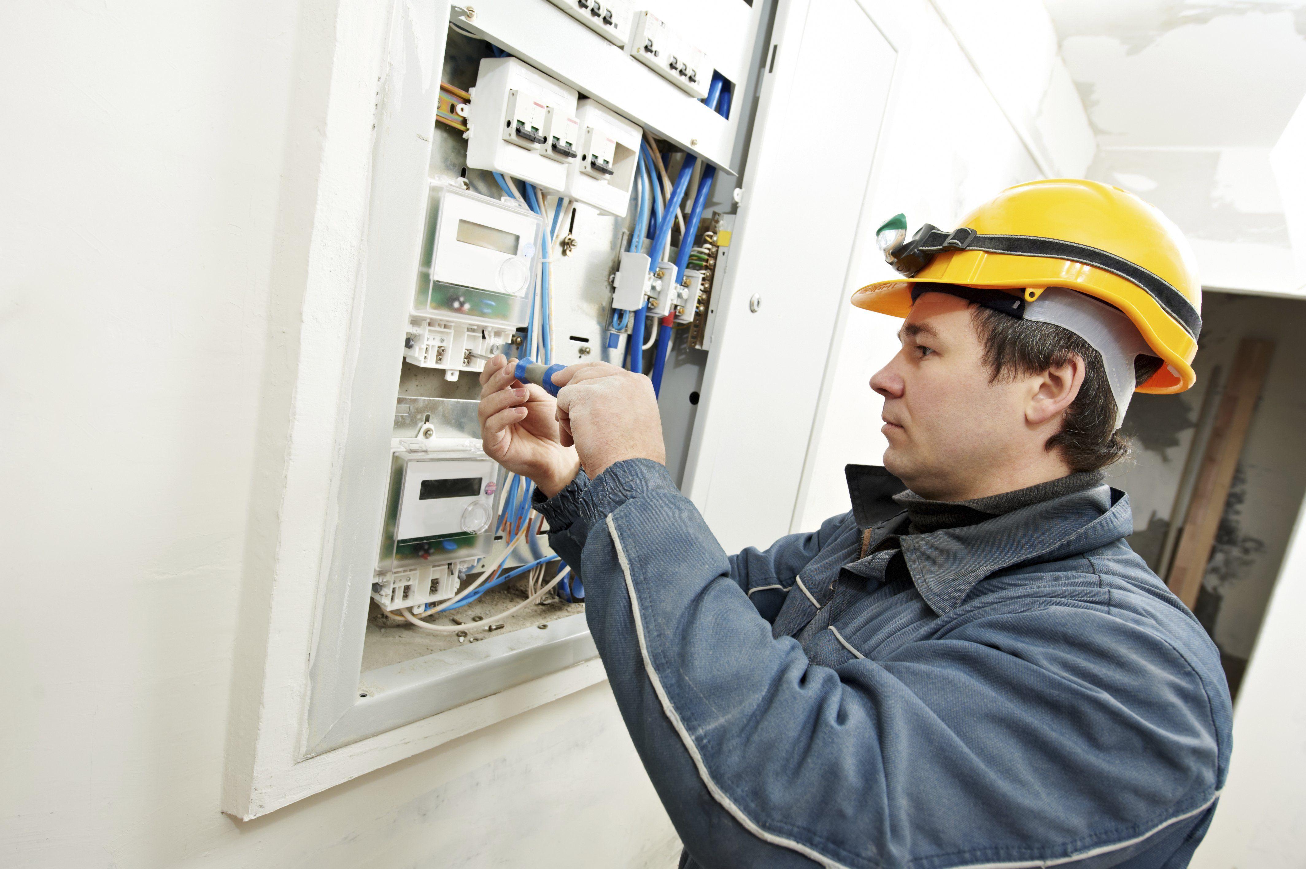 Electricidad: Servicios de Construcser