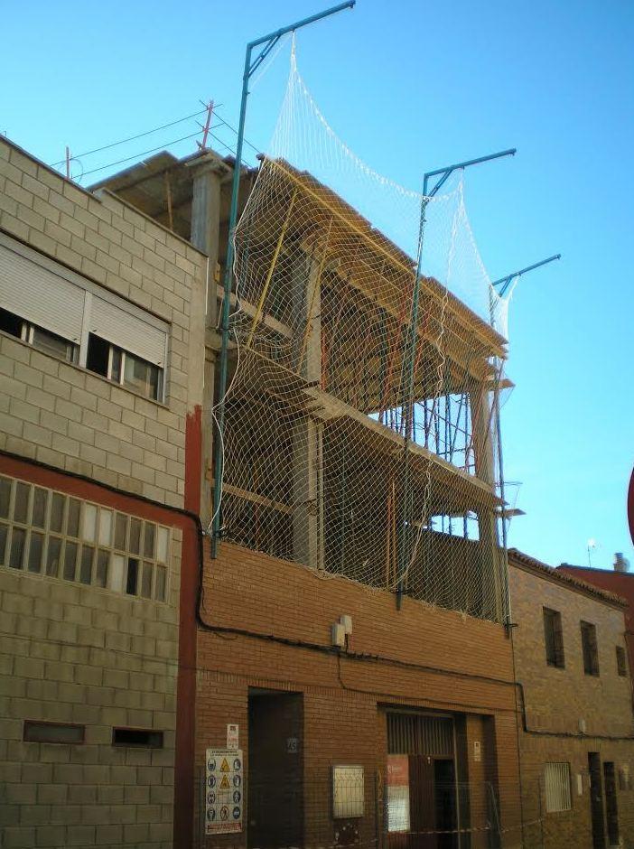 Instalación, construcción y rehabilitación de estructuras para edificación