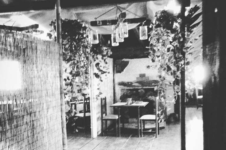 Interior de nuestro restaurante naturista