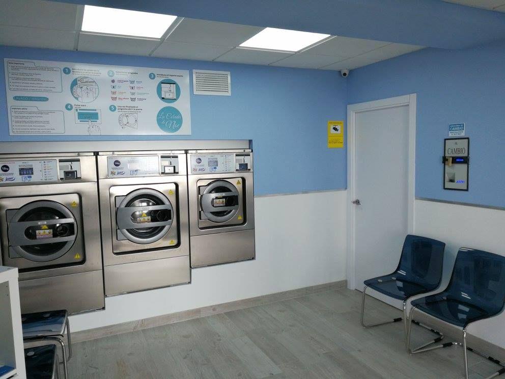 Servicio de lavandería a domicilio en Sevilla