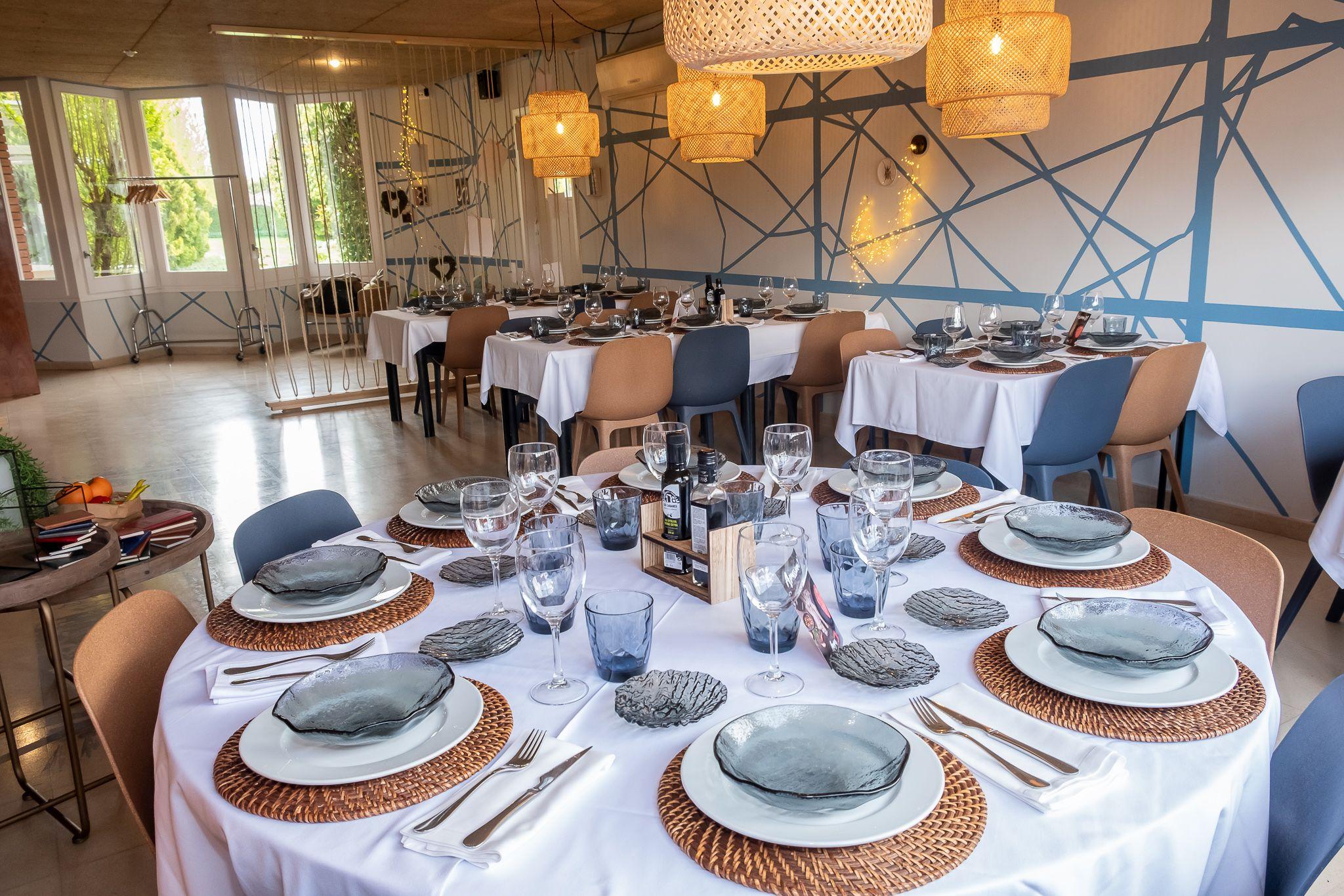 Restaurante con menú del mediodía Lleida