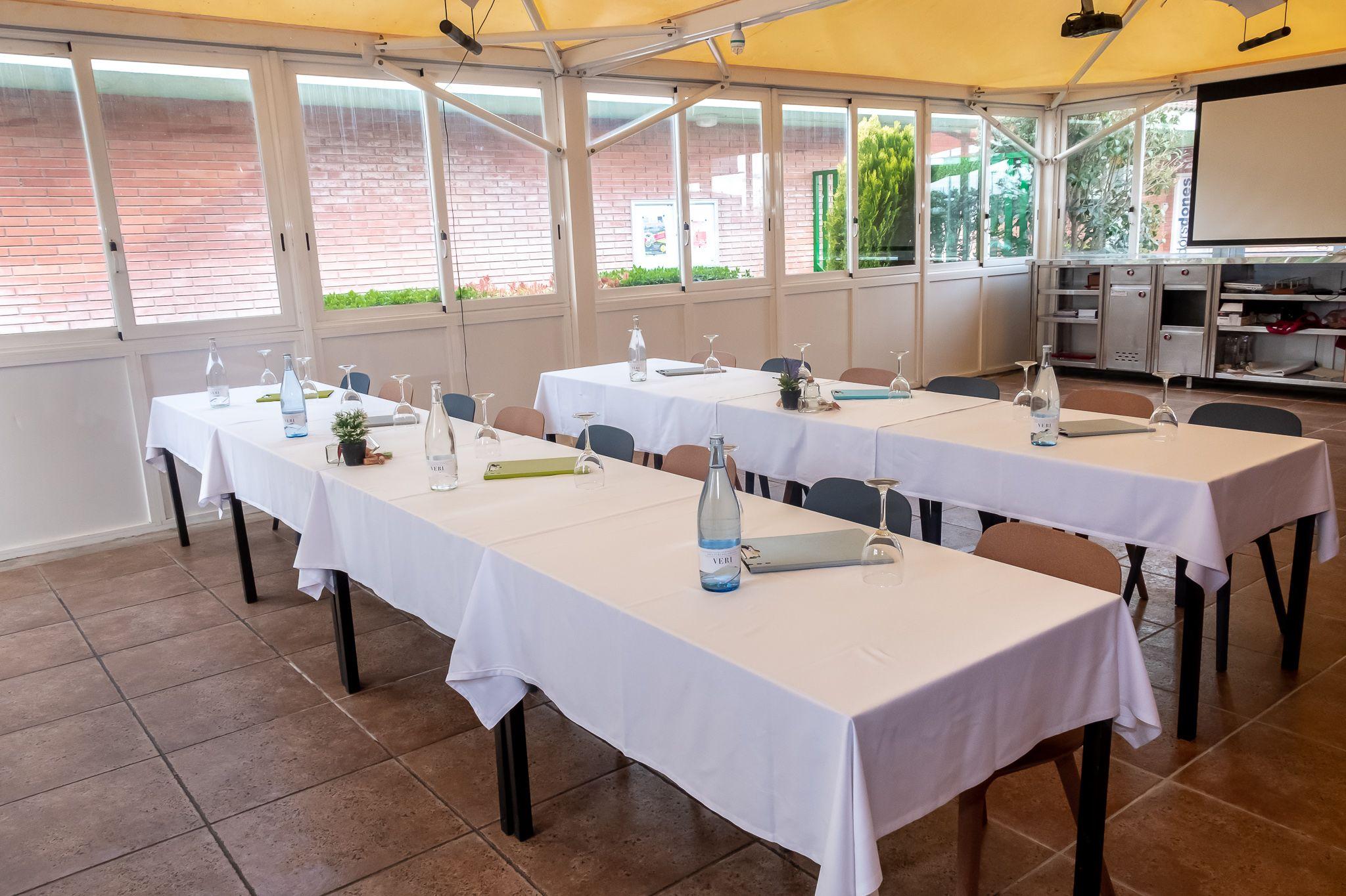 Restaurante con terraza Lleida