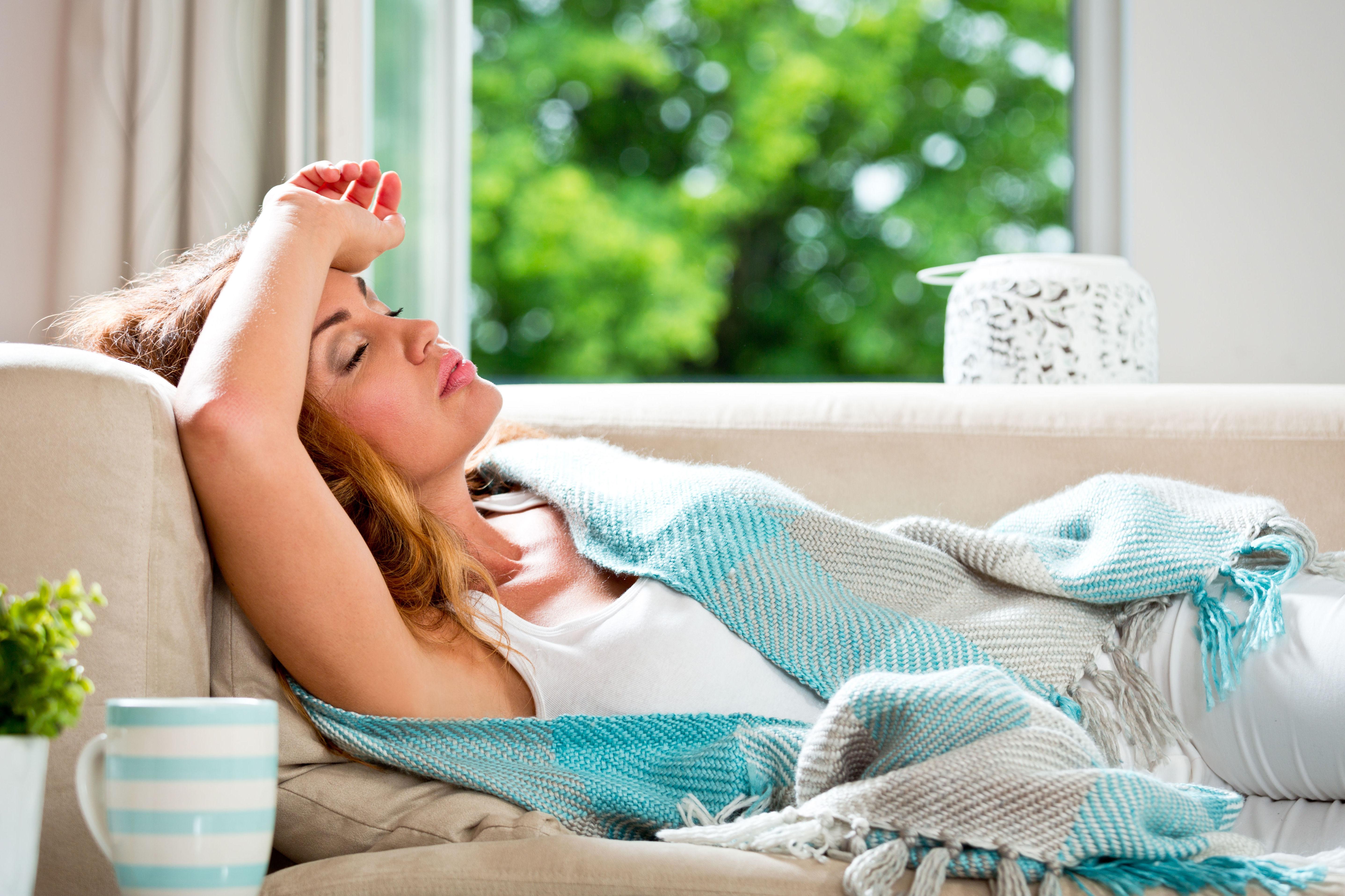 Acupuntura para síntomas de la menopausia