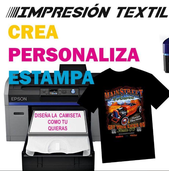 Impresión textil en Barcelona