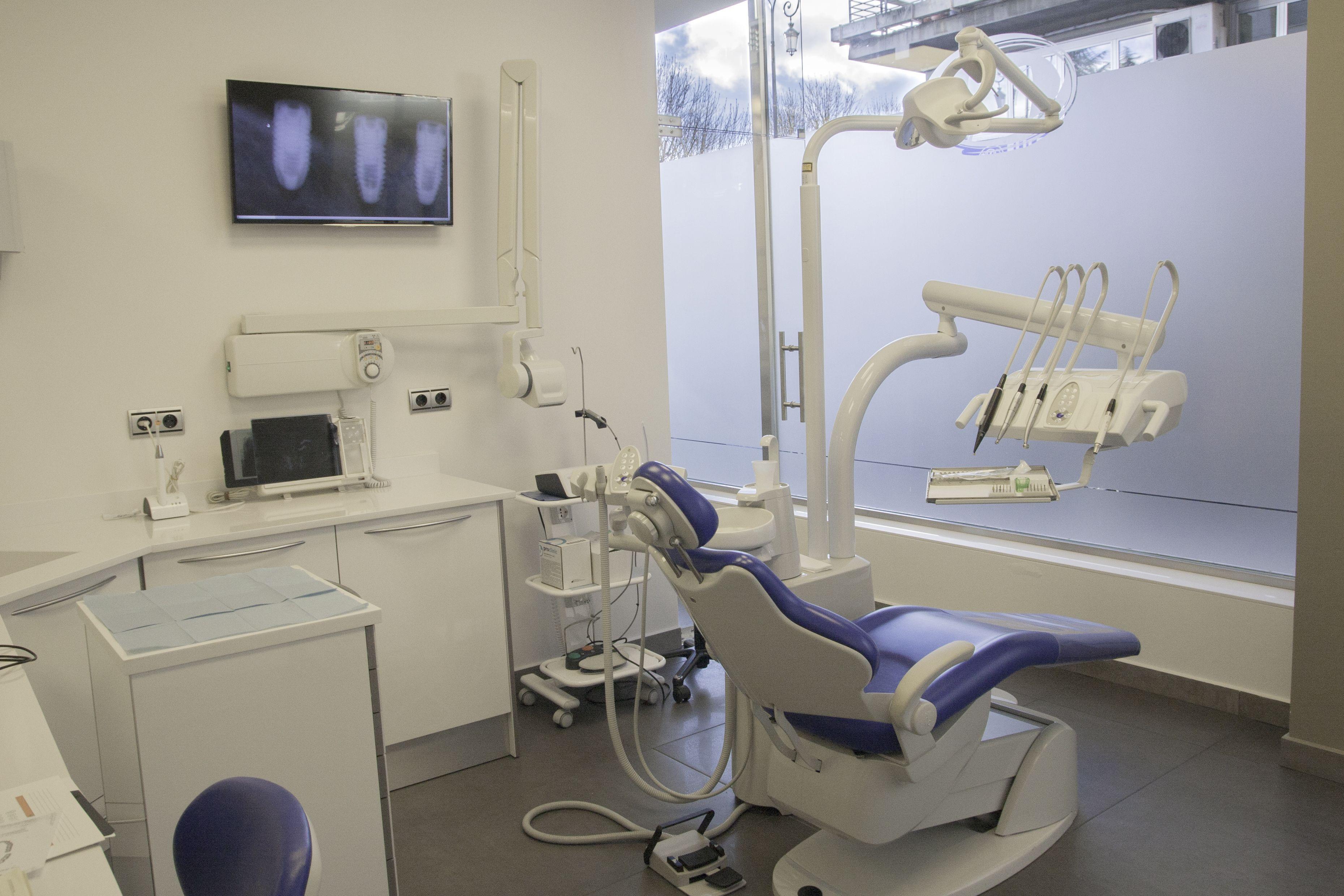 Foto 6 de Clínicas dentales en León | Clínica Dental Censadent
