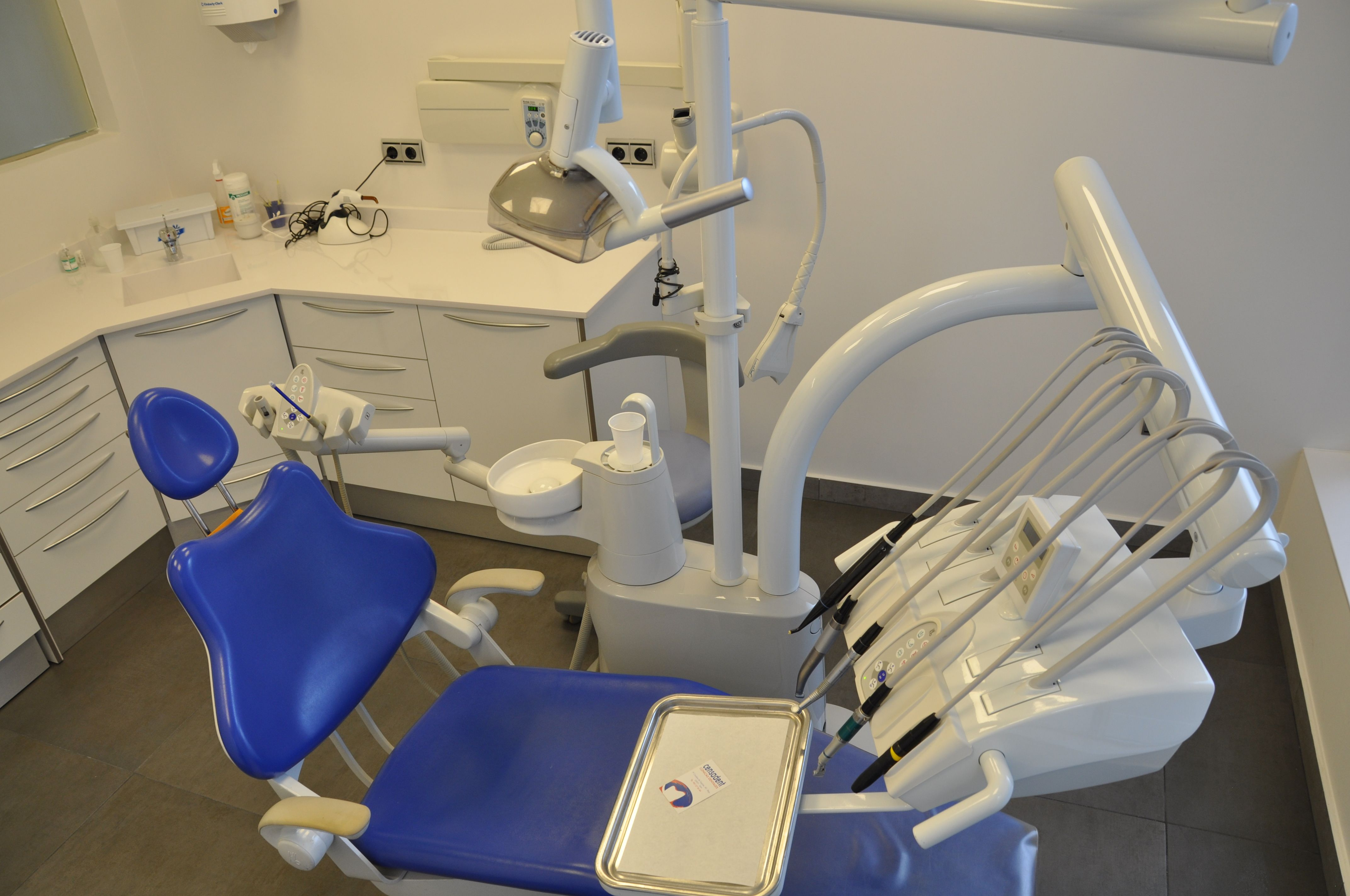 Estética dental león