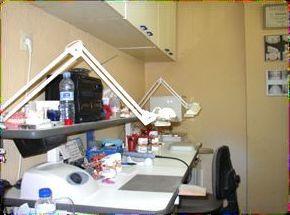 Laboratorio de prótesis