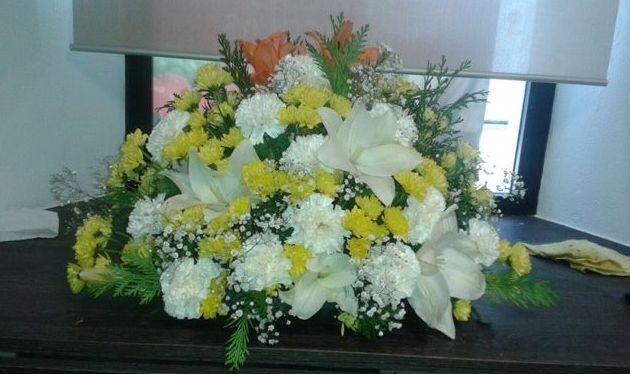 Flores para eventos y celebraciones