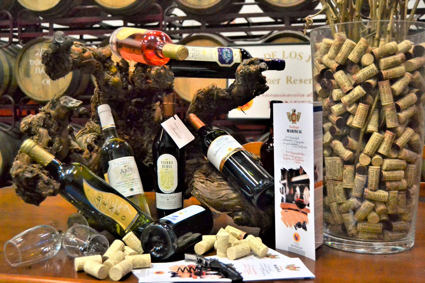 Comprar vino online de Bodegas Mariscal, Mondéjar
