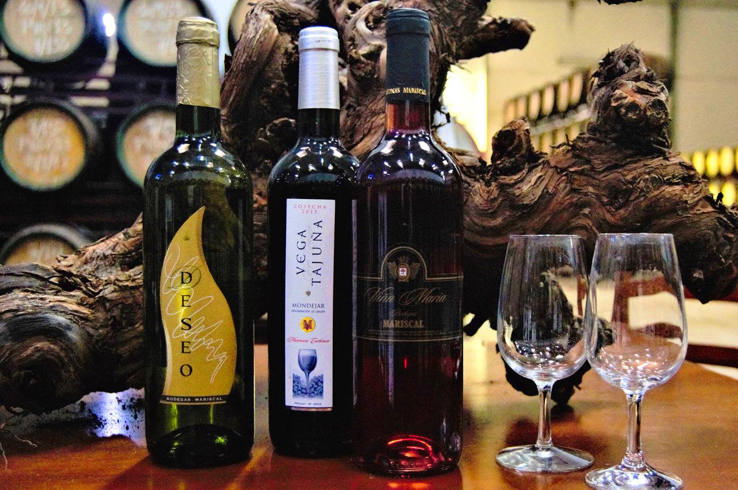 Tienda de vinos online D.O. Mondéjar