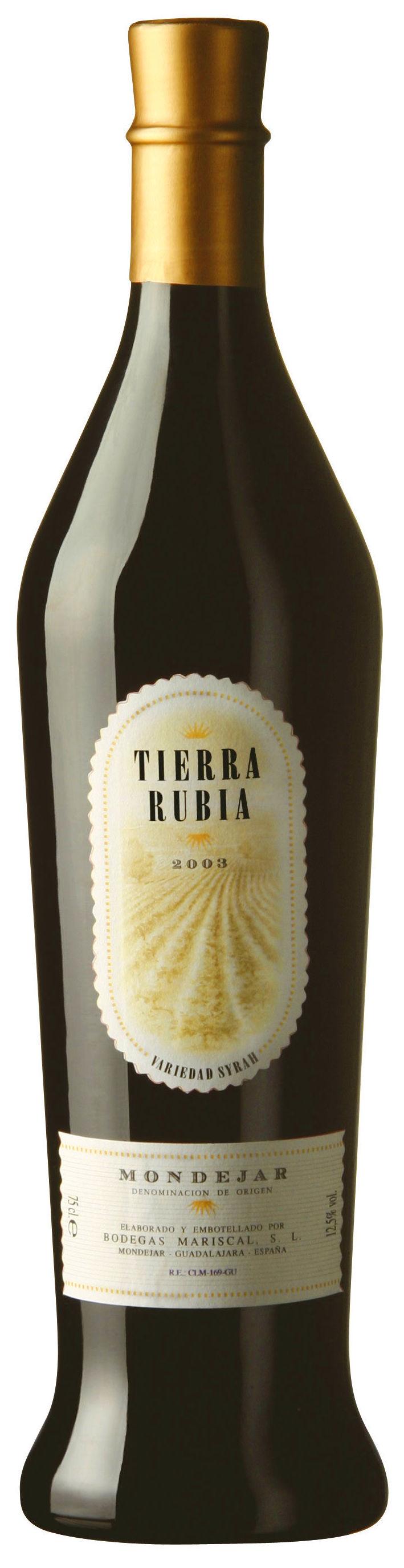 TIERRA RUBIA SYRAH