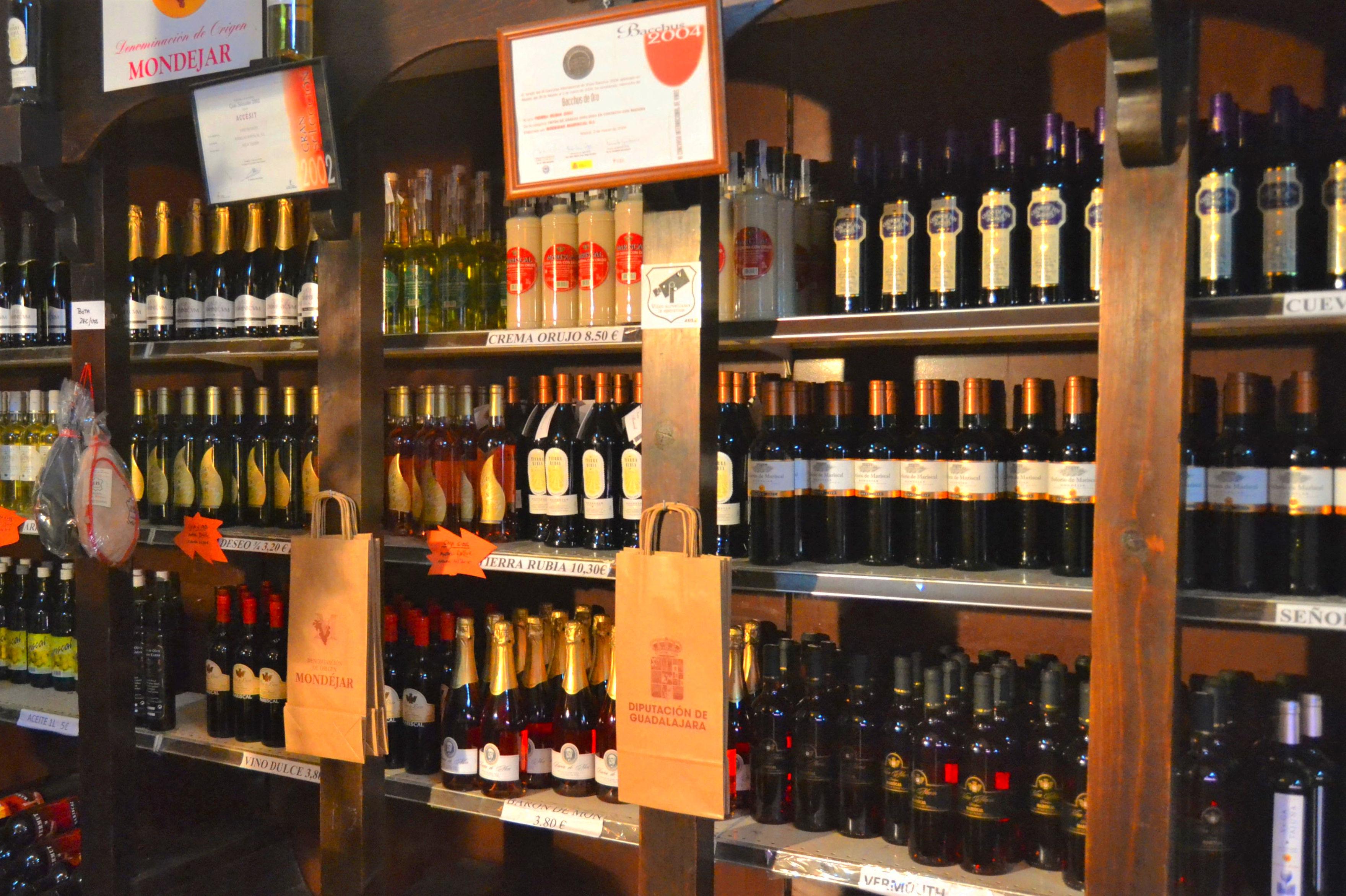 Foto 19 de Venta de vinos con denominación de origen Mondejar en Mondéjar | Bodegas Mariscal