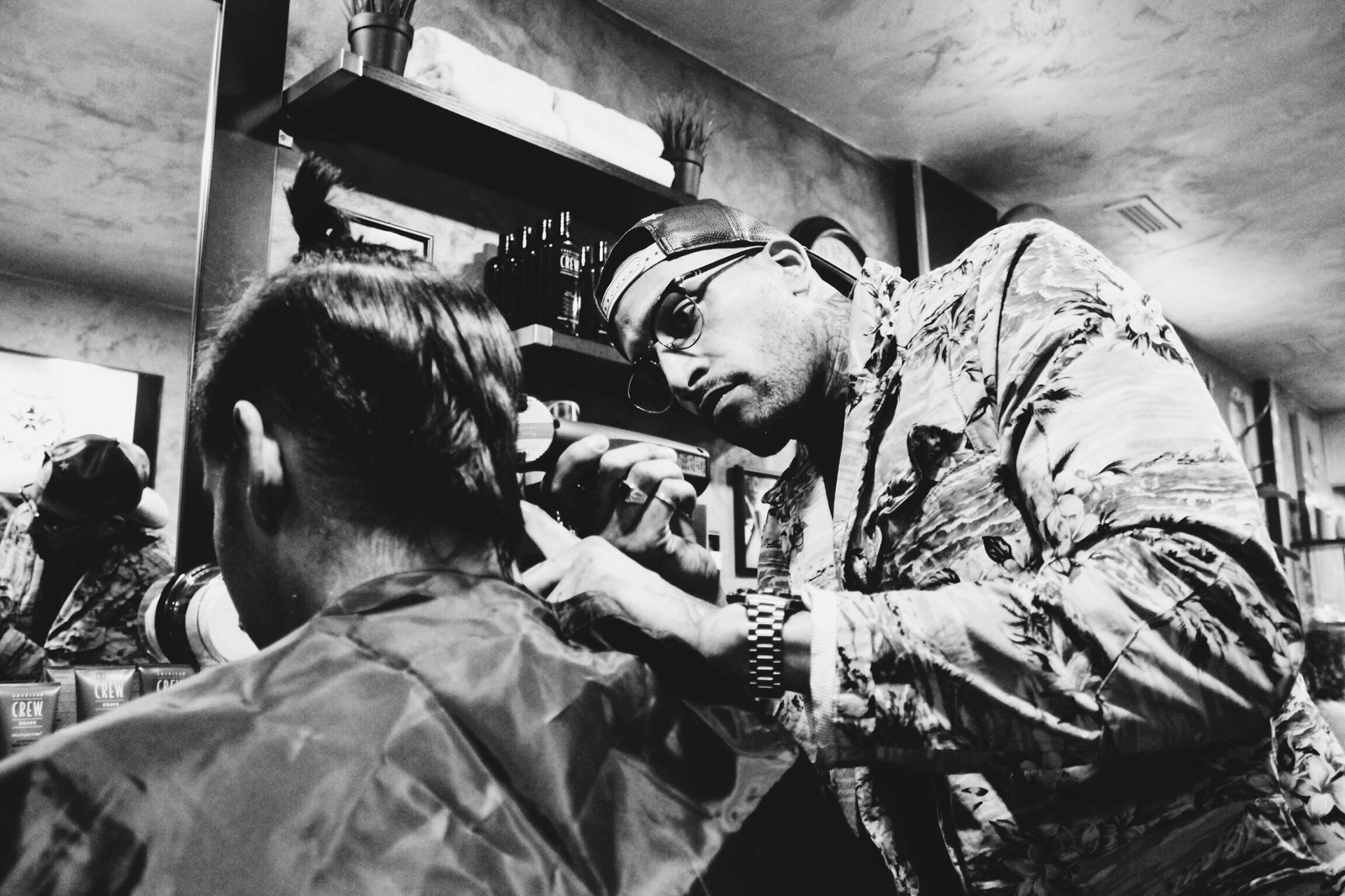 Cortes de pelo para hombre y arreglos de barba en Barcelona