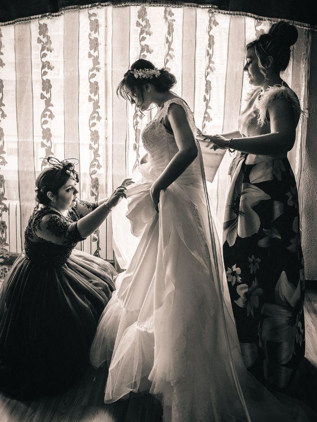 Fotografía de boda y vídeo