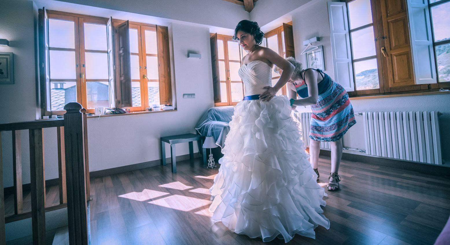 Fotógrafo de bodas en León