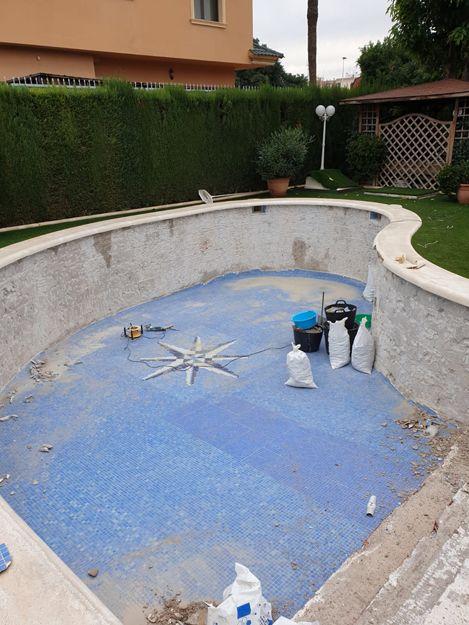 Reformas de piscinas en Alicante