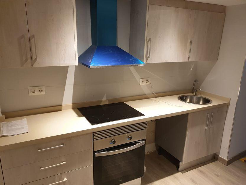 Reformas integrales de cocinas en Alicante