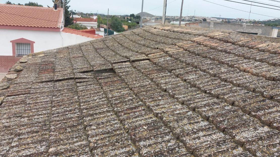 Reformas de tejados en Alicante