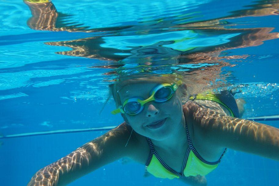 Clases de natación infantil en Barcelona