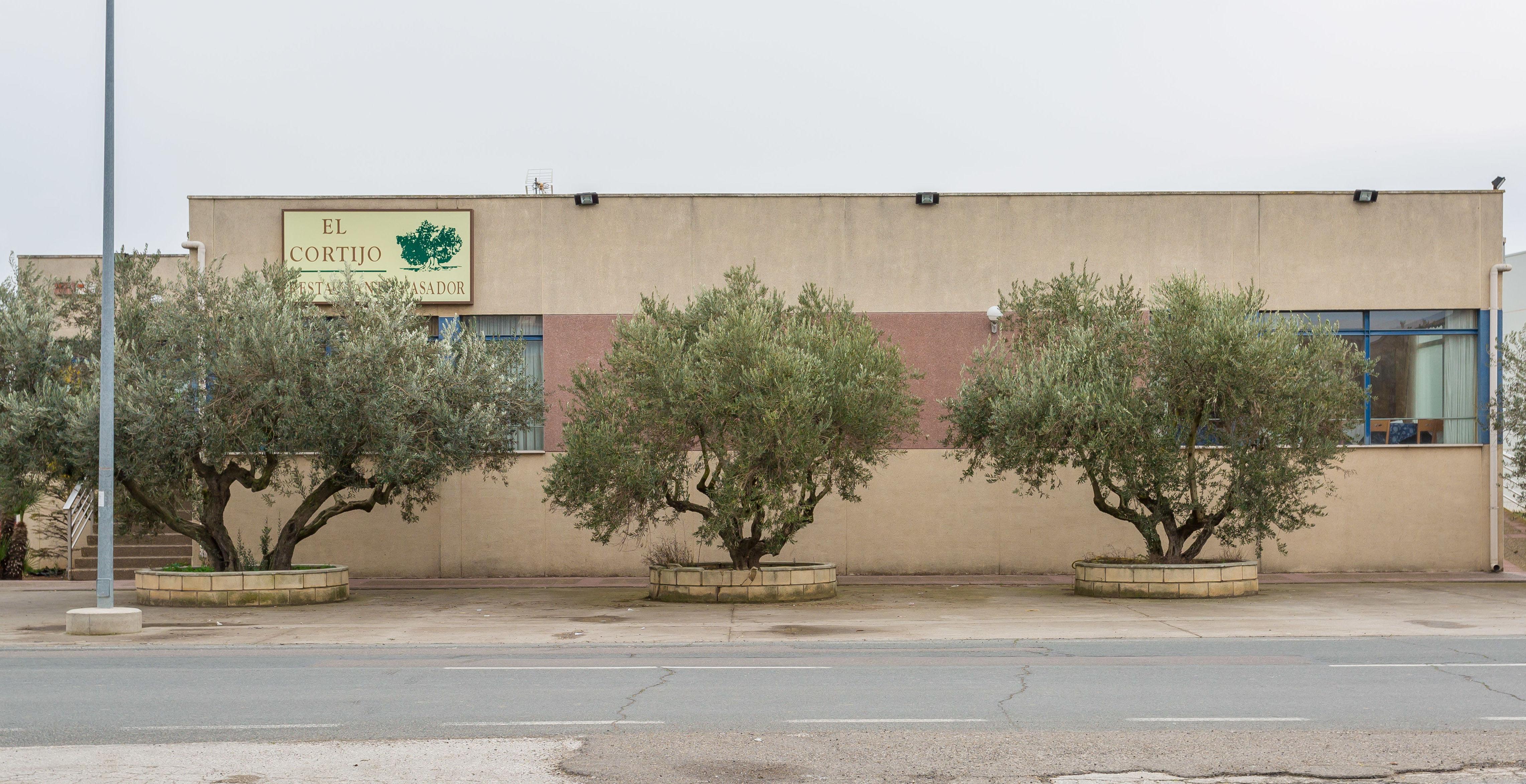 El Cortijo, restaurante asador en Peralta, Navarra