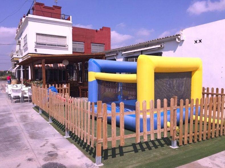 Zona para los niños
