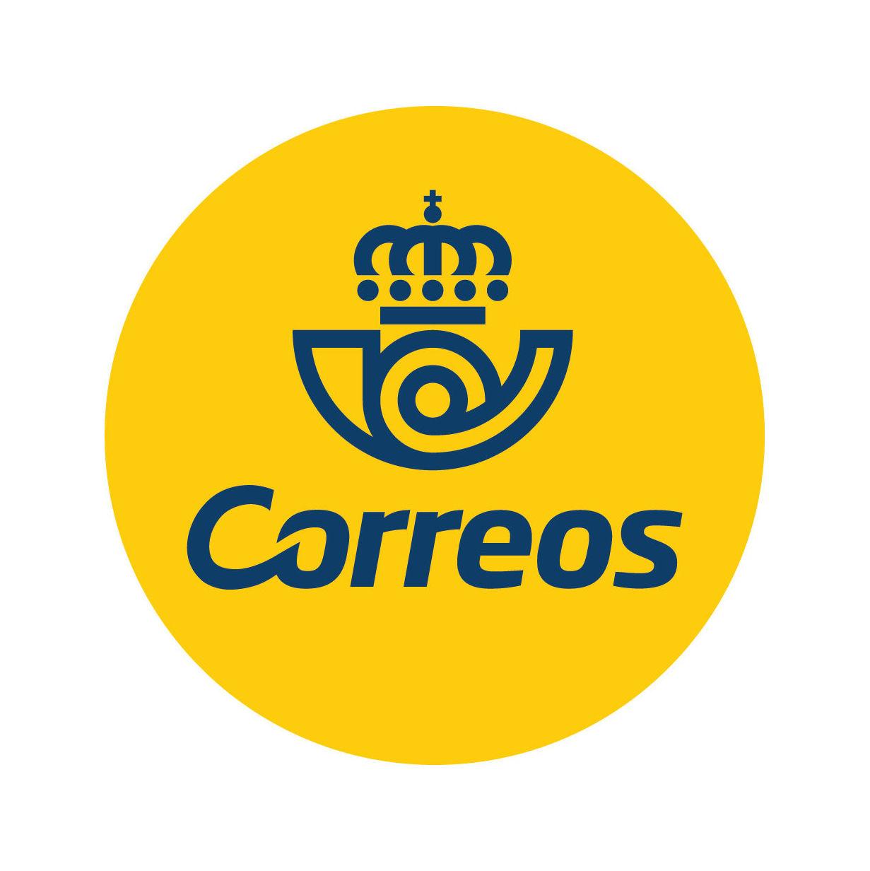 logotipo correos