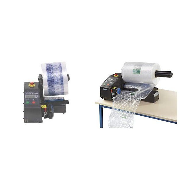 Sistemas de embalajes hinchables fill air: Productos de Embalajes Esteban