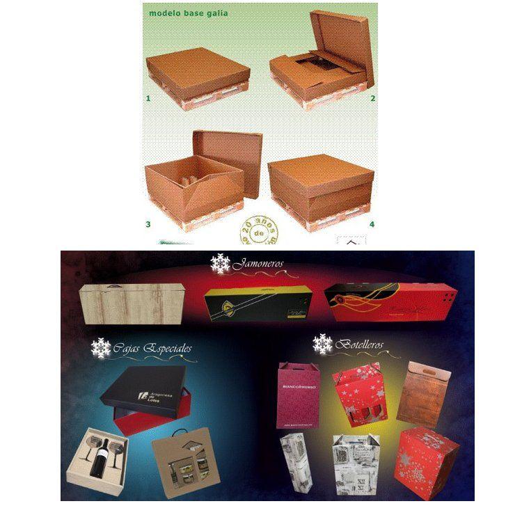 Cajas de cartón para embalaje: Productos de Embalajes Esteban