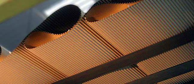 Cartón ondulado en rollo: Productos de Embalajes Esteban