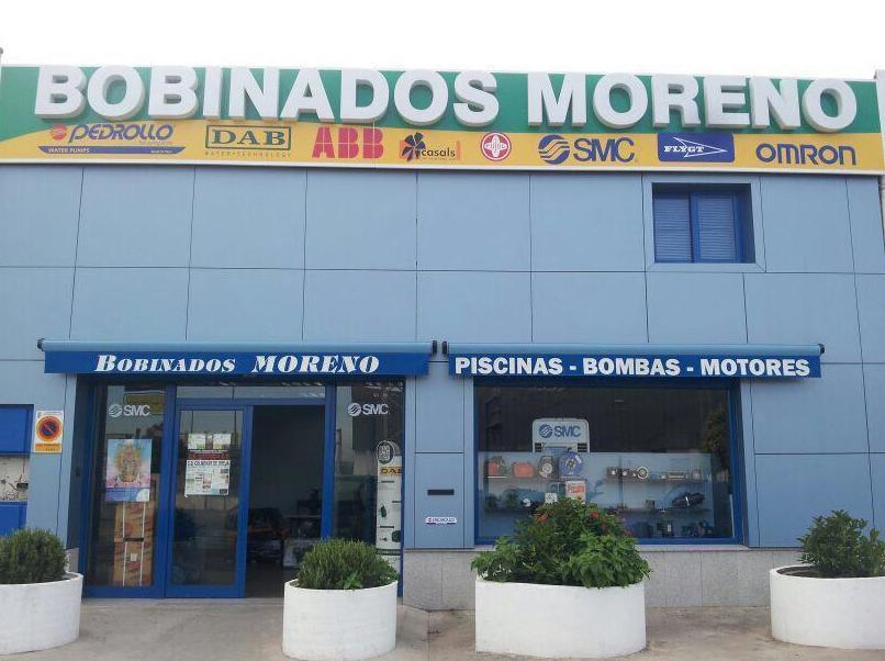Foto 3 de Bobinado de motores en  | Bobinados Moreno
